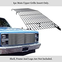 APS Compatible with 1981-1987 Chevy Blazer C K Pickup Suburban 81-87 GMC Suburban C K Pickup Jimmy Main Upper Stainless St...