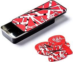Dunlop Eddie Van Halen EVH Frankenstein Pick Tin EVHPT02 w/Bonus RIS Pick (x1) 710137091122