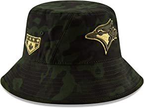 New Era MLB 2019 Armed Forces Day Bucket Hat Cap: OSFM