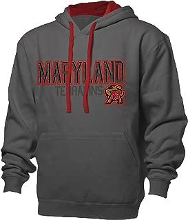 Ouray Sportswear NCAA Adult-Men Benchmark Colorblock Pullover Hood