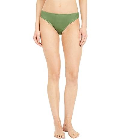 Roxy Mind of Freedom Full Bikini Bottoms (Vineyard Green) Women