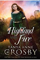 Highland Fire (Guardians of the Stone) ハードカバー