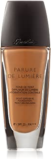 Guerlain Parure De Lumiere Light Diffusing Foundation SPF 25, 25 Dore Fonce, 1 Ounce