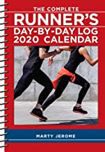 The Complete Runner's Day-By-Day Log 2020 Calendar
