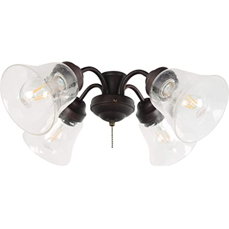 Craftmade LK401-BN-LED Universal 4-Light Kit Brushed Satin Nickel LED 36 Total Watts