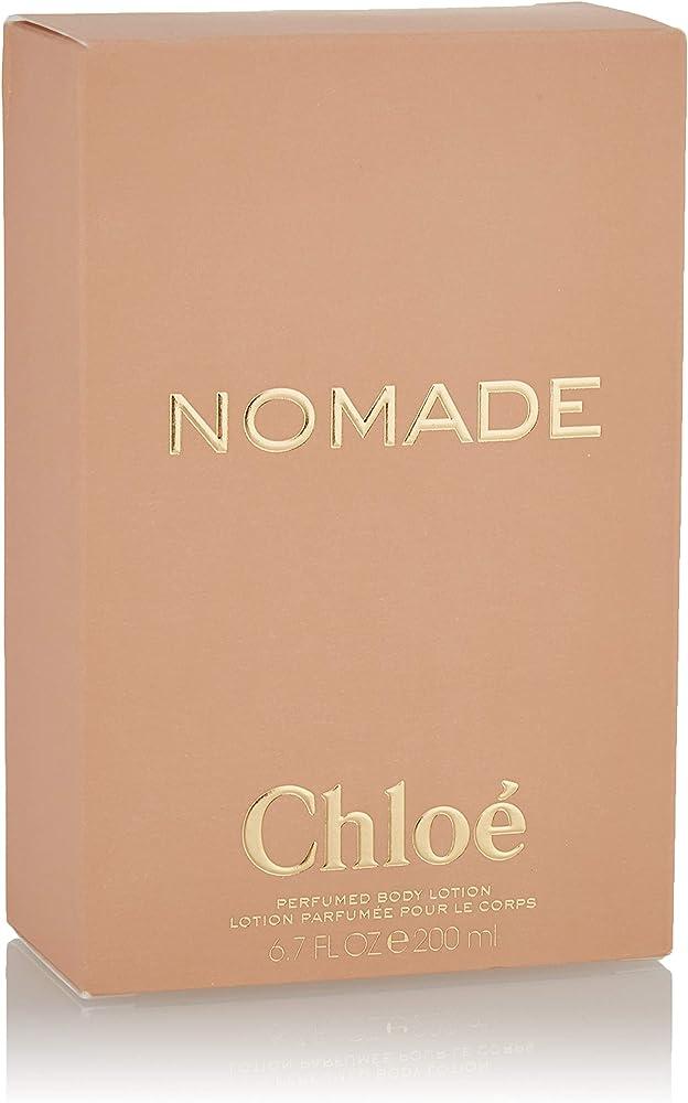 chloé nomade latte per corpo da donna 3614223113385