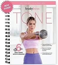 BodyBoss Tone Guide. Weight & Strength Workout Training for Women.