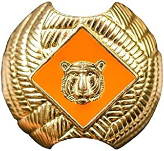 cub scout tiger neckerchief slide