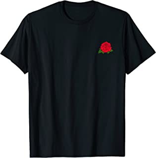 Best black shirt with rose Reviews