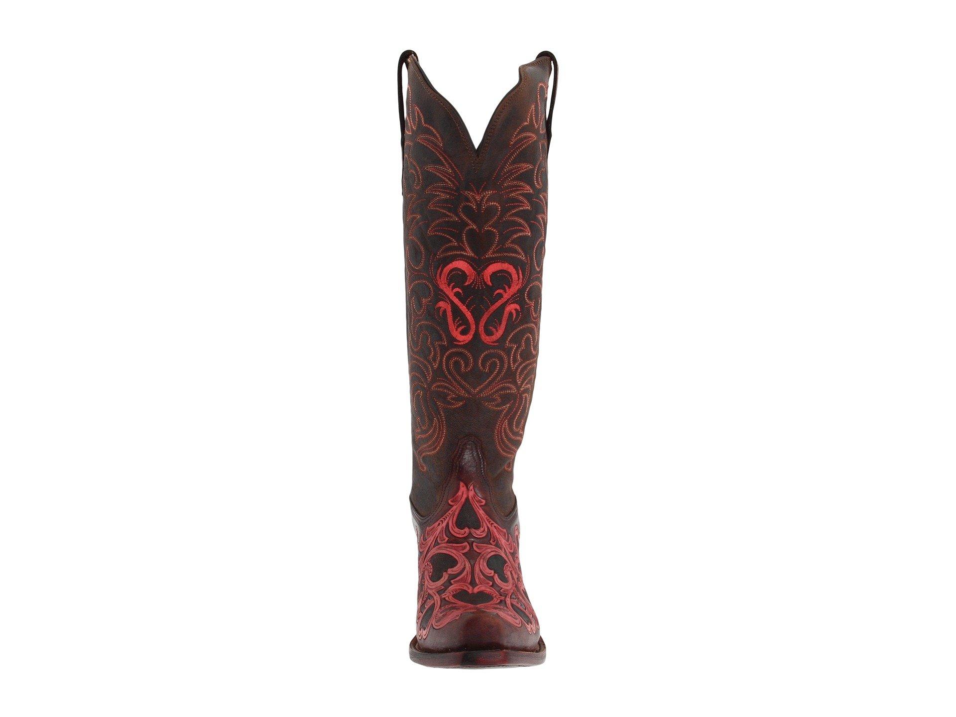 tony lama signature series hearts  u0026 scroll boot at 6pm