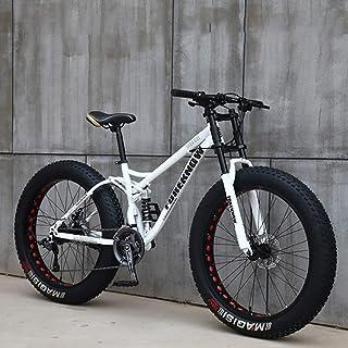 XBSXP Country mountainbike 24/26 tum mountainbike MTB lämplig höjd 160-195 cm 7/21/24/27 växlad växel pojkar cykel & herrc...