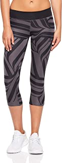 adidas Women's CZ7926 D2M Regular-Rise AOP 3/4 Tight