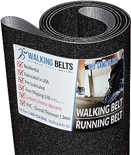WALKINGBELTS Walking Belts LLC - NTL991130 NT C970 Pro Treadmill Running Belt 1ply Sand Blast + Free 1oz Lube