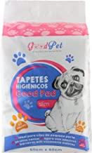 Tapete Higiênico Good Pad para Cães, Good Pet, 60cmx60cm,