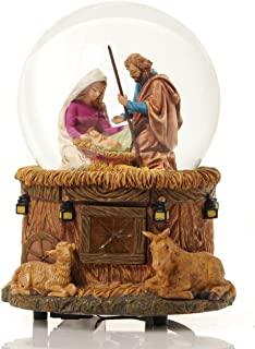 Best kirkland nativity water globe Reviews