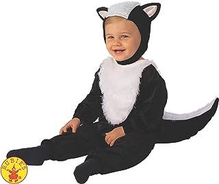 Rubie's Sweet Little Skunk Costume for Infants