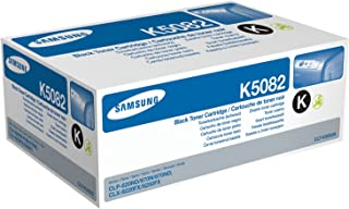 Samsung SU189A CLT-K5082S Toner Cartridge, Black, Pack of 1