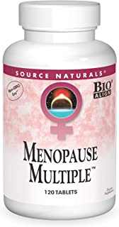 Source Naturals Menopause Multiple, Non-GMO Soy - Bio-Aligned Formula - 120 Tablets