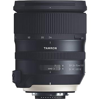 Tamron SP 24-70mm f/2.8 Di VC USD G2 Lens for Nikon Mount (AFA032N-700) (Renewed)