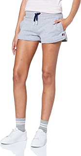 Russell Athletic Women's Terry Short, Ashen Marle