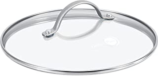 GreenPan Glass Lid with Stainless Steel Handle, 12""