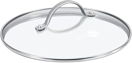 GreenPan Glass Lid with Stainless Steel Handle, 11""
