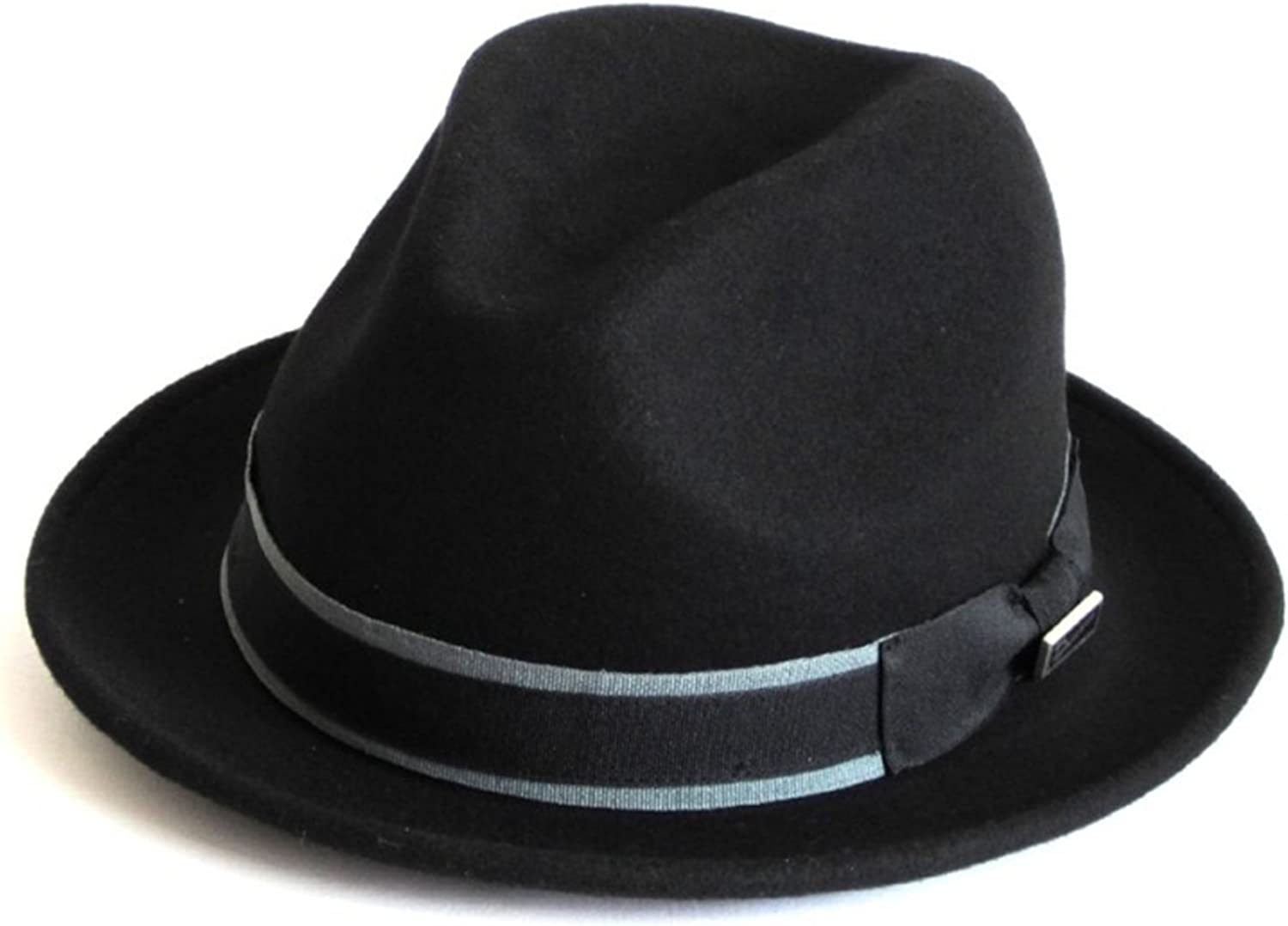 DASMARCA Max 40% OFF Mens Crushable Packable Felt 67% OFF of fixed price Hat Fedora