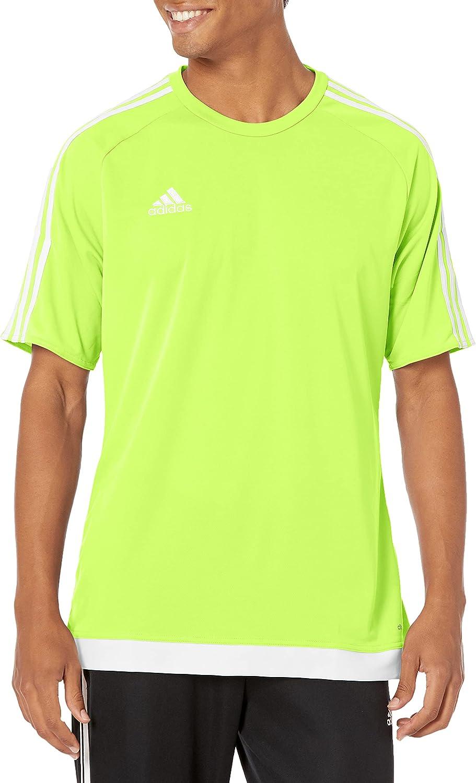 Amazon.com : adidas Men's Estro 15 Soccer Jersey : Sports & Outdoors
