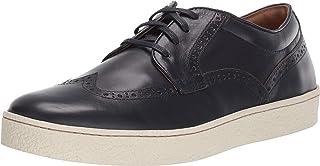 حذاء أوكسفورد الجلدي من دونالد بلينر مورفي، 9 أزرق بحري