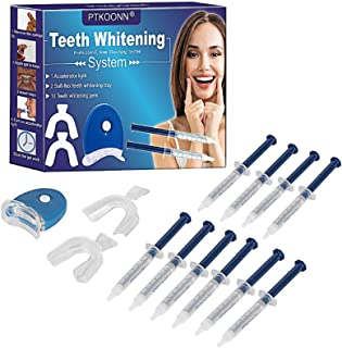Teeth Whitening Kit,Teeth Whitening Light,Teeth Whitening Accelerator Light,Kit Tooth Whitening,Teeth Whitening Kit At Home Whitening,10 Mins Express Result, Stain Remover Express, Led Accelerator Lig