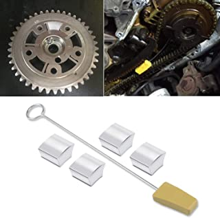 Timing Chain Locking Wedge Tool & Cam Phaser Lock Out Kit Noise Repair Tool for Ford 4.6L/5.4L 3V Engines