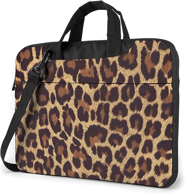 Epushow Max 40% OFF Cool Cheetah Laptop Bag 14 Shoulder Inch Messenger Strap service