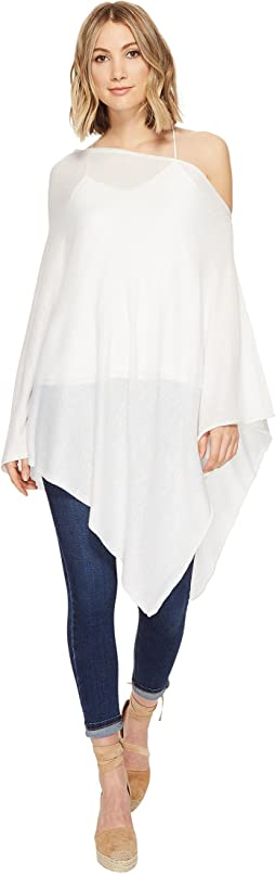 Everyday Luxe Poncho Topper