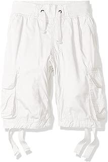 Southpole Boy's Basic Cotton Cargo Shorts