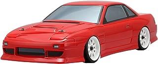 ヨコモ ドリフトカー用 D-MAX Diversion ADVAN ワンビア クリアボディ (マスキング&ライトデカル付) SD-DM13B