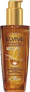 comprar comparacion L'Oréal Paris - Elvive Aceite Extraordinario, Uso Universal para Todo Tipo de Cabellos, 100 ml