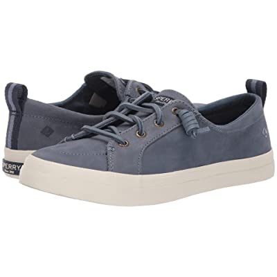 Sperry Crest Vibe Washable Leather (Slate Blue) Women