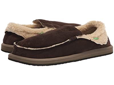 Sanuk Chiba Chill (Dark Brown) Men