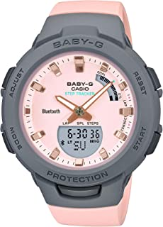 Casio BSA-B100MC-4A Baby-G Analog Digital Watch