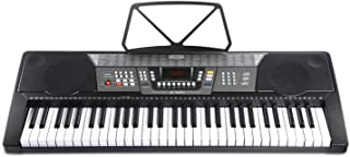 Joy 61-Key Keyboard with USB Music Player Function for Beginners (JK-66M)