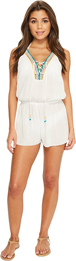 Pool Party Romper Cover-Up