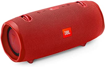 JBL Xtreme 2 Portable Waterproof Wireless Bluetooth Speaker (Red)