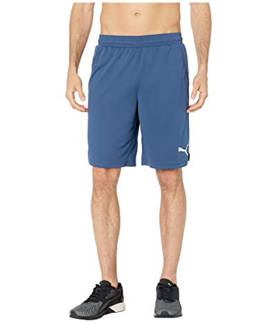 PUMA RTG Interlock 10 Shorts (Dark Denim) Men
