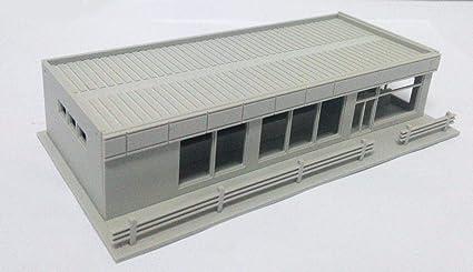 Outland Models Railway Modern City Roadside Convenience Store HO OO Gauge