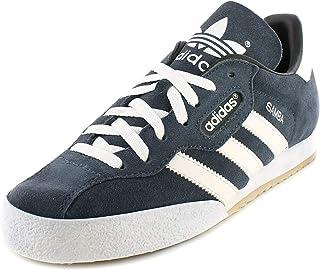 Adidas - Sam Super Suede, scarpe da ginnastica da uomo Blu Size: 42.5 EU