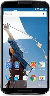 Motorola Nexus 6 XT1100 32GB 4G LTE Unlocked GSM Android v5.0 Smartphone - Blue - International Version No Warranty