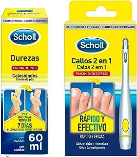 Scholl Callos Tratamiento Exprés 2 en 1 Rápido y Efectivo