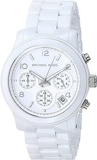 Ceramic White Watch MK5161