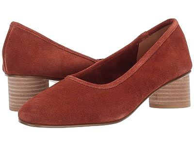 Soludos Juliette Day Heel (Adobe) Women