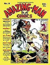 Amazing Man Comics #18